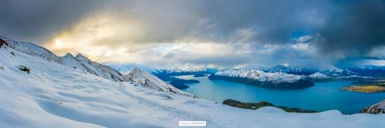 Trekking Mount Roy