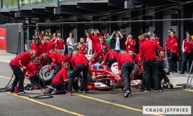 Simulated Pitstop