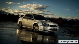 2005 Subaru WRX STi