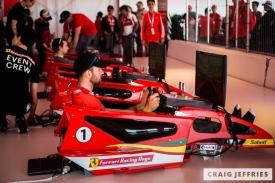 Ferrari F1 Simulator
