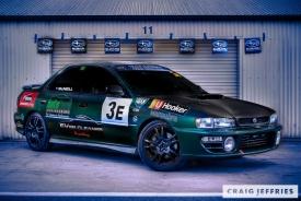 Evan McNeill's MY98 Subaru WRX