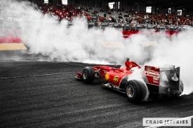 F1 Burnout